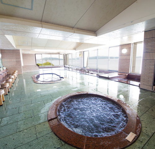 鳴門グランドホテル 大浴場